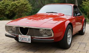 1970 Alfa Romeo Junior Zagato  1970 Alfa Romeo 1.3 Junior Zagato with 2 liter motor300