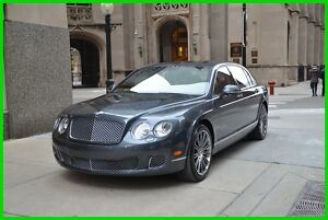 2013 Bentley Continental Flying Spur Speed 2013 Bentley Flying Spur Speed Call Roland Kantor 847-343-2721300