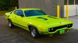 1972 Plymouth Road Runner -- 1972 PLYMOUTH ROADRUNNER TRIBUTE CAR