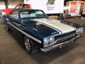 1970 Plymouth GTX -- 1970 Plymouth GTX - Automatic - White Interior!300