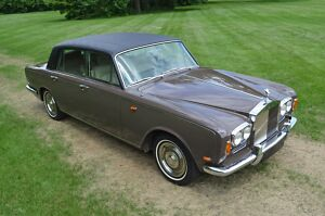 1969 Rolls-Royce Silver Shadow - Long Wheel Base (