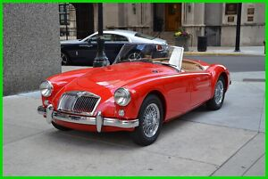 1958 MG Other Excellent Condition, Fantastic Restoration 1958 Used Manual300