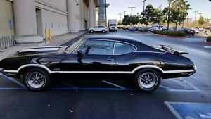 1972 Oldsmobile 442  1972 Oldsmobile documented 442 W-30 with numbers matching engine,