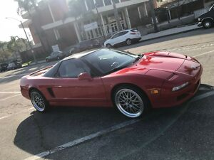 1991 Acura NSX  1991 ACURA NSX - CLEAN TITLE - 81K MILES - MT - NOT IN SNAP RING RANGE -300