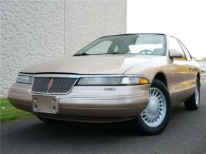 1993 Lincoln Mark Series -- 1993 Lincoln Mark VIII SEE YouTube VIdeo NO RESERVE AUCTION300