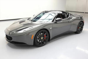 2013 Lotus Evora S Coupe 2-Door 2013 LOTUS EVORA S 2+2 6-SPEED PREMIUM TECH NAV ONLY 9K #A10800 Texas Direct300