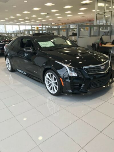 2016 Cadillac ATS ATS-V 2016 Cadillac ATS-V Coupe Brand New Loaded400