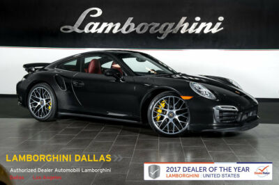 2014 Porsche 911 Turbo S Coupe 2-Door RR CAMERA+POWER/HEATED/VENTILATED SEATS+PARK ASSIST+SUNROOF+POWER STEERING PLUS400