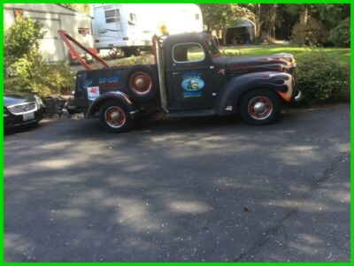 1948 International Harvester KB1 Tow Truck  1948 Used Manual Pickup Truck400