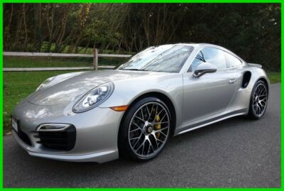 2015 Porsche 911 Turbo S 2015 Turbo S Used Certified Turbo 3.8L H6 24V Automatic AWD Coupe Premium Bose400