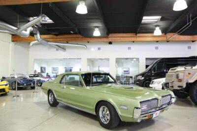 1968 Mercury Cougar XR7 1968 Mercury Cougar XR7 - 302 V8 - Recent Services - Great Driver!400