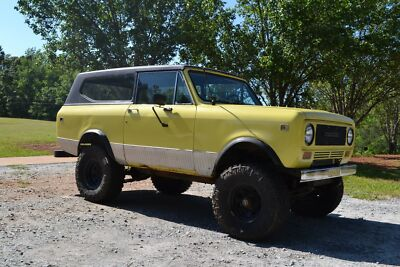 1979 International Harvester Other Scout II International Harvester 1979 Scout II400
