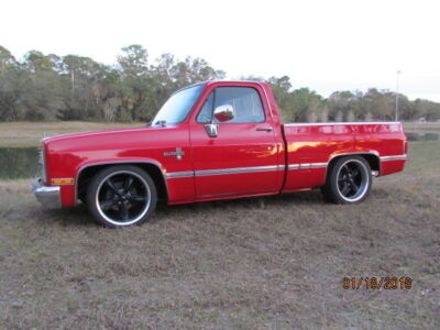 1987 Chevrolet C-10 Silverado 1987 C-10, Impala SS LT1 Swap, Overdrive, Rust-Free, Cold AC, Runs Awesomely400