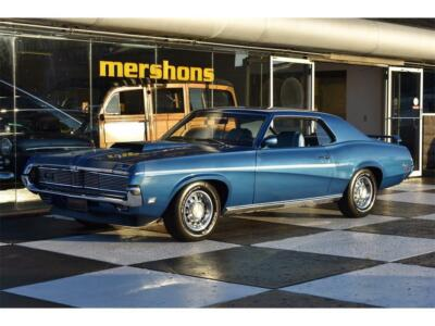 1969 Mercury Cougar  1969 Mercury Cougar S-Code Factory 390 4 Speed400