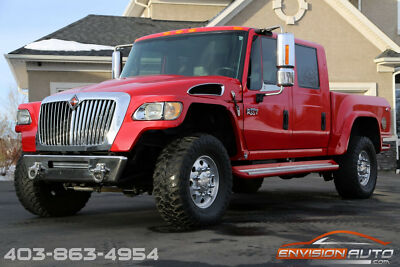 2008 International Harvester MXT 4X4 NAVISTAR MVU 84,900 DOCUMENTED MILES \ BULLET PROOFED 6.0L V8 DIESEL ENGINE \ SPOTLESS HISTOR400