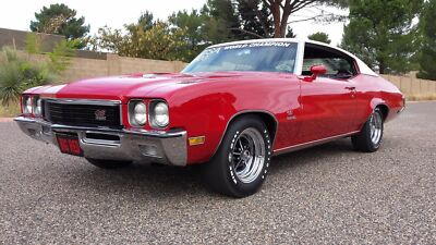 1972 Buick GS STAGE 1  BORN OUT OF BUICK MOTOR DIVISION'S RESEARCH AND DEVELOPMENT FOR 1972 NHRA SEASON400