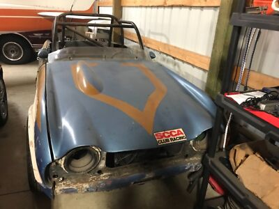 1965 Triumph TR4 Grey 1965 Triumph TR4. Race car easily converted back to street , runs well low Res400