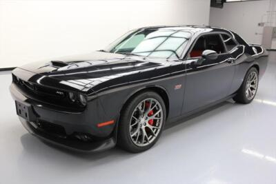 2015 Dodge Challenger SRT 392 Coupe 2-Door 2015 DODGE CHALLENGER SRT 392 HEMI SUNROOF NAV 20'S 14K #904784 Texas Direct400
