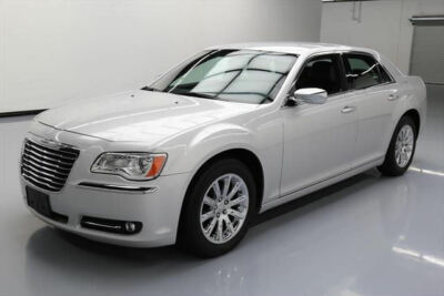 2011 Chrysler 300 Series Limited Sedan 4-Door 2011 CHRYSLER 300 LIMITED HTD LEATHER NAV REAR CAM 67K #614225 Texas Direct Auto400