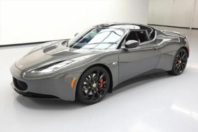 2013 Lotus Evora S Coupe 2-Door 2013 LOTUS EVORA S 2+2 6-SPEED PREMIUM TECH NAV ONLY 9K #A10800 Texas Direct400