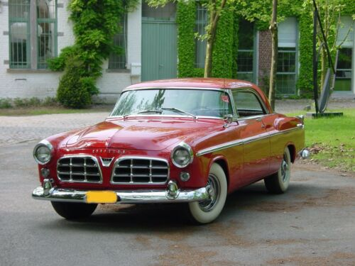 CHRYSLER WINDSOR customized V8   1955