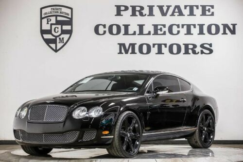 2008 Bentley Continental GT Low Miles Super Clean Clean Carfax