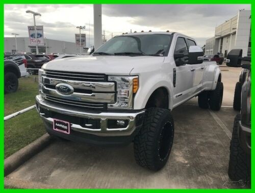 2017 Ford Super Duty F-350 Lariat Four Wheel LIFTED/Wheels/Tires/Power Deploy