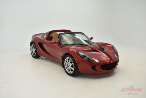 2006 Lotus Elise  23,551 Miles Ardent Red Convertible I4 1.8L M