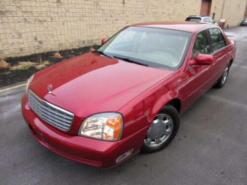 2001 CADILLAC  DEVILLE * 5OK * ONE OWNER * LOW LOW MILES * 50K *