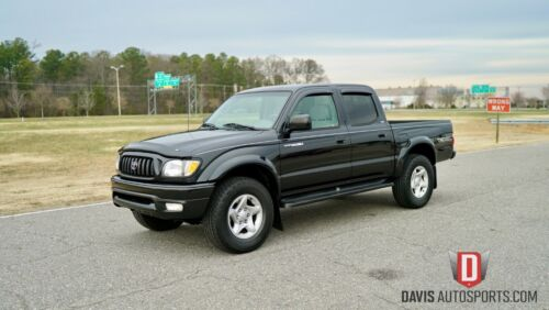 2004 TOYOTA TACOMA 4X4 / CREW CAB / TRD / GREAT SERVICE HSTORY / WATCH HD VIDEO