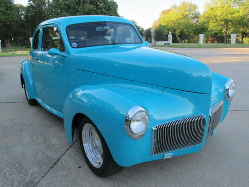 1941 Studebaker Champion, chevy v-8, automatic, front disc brakes, p/s, A/C