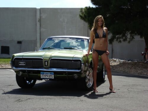 1968 Mercury Cougar XR-7 Crate Engine 300hp,Custom Tranny,Must See! All Receipts