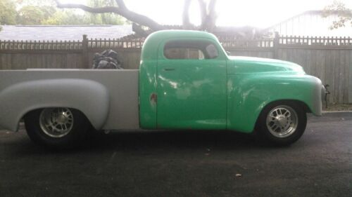 1949 Studebaker Prostreet Pick up