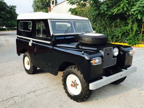 1967 Land Rover Series  2a , completely  Restored