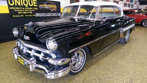 1954 Chevrolet Bel Air Hardtop,auto w/overdrive! Disc brakes! TRADES?