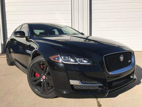 XJR-S SUPERCHARGED, AWD, SPORT, NAVIGATION, BACK UP CAMERA, HEATED SEATS, LOADED