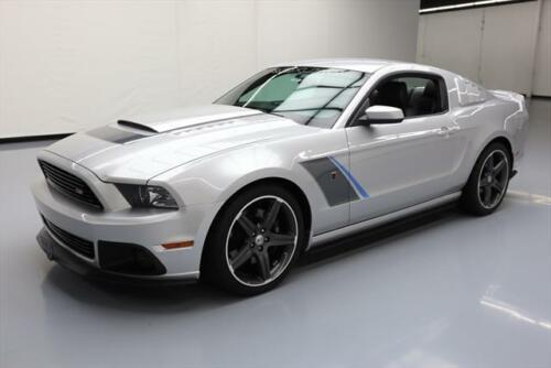 2014 FORD MUSTANG GT ROUSH RS3 STAGE 3 S/C 6-SPEED 23K #211181 Texas Direct Auto