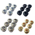 Set of 6 Conversion Adaptor Bushings for Vintage Kluson Style Machine Heads