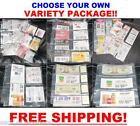 ( 55 ) EXTREME COUPON SLEEVES Binder Holder Organizer PAGES SET - MAKE YOUR OWN!