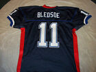 DREW BLEDSOE #11 BUFFALO BILLS NFL AUTHENTIC JERSEY FREE SHIPPING