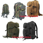 New TACTICAL ASSAULT PATROL PACK GRAB RUCKSACK BAG ARMY SAS   K
