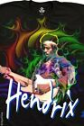 NEW Licensed Jimi Hendrix Fractal Premium Rock Live Band Shirt M L XL 2X