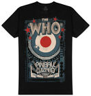 NEW The Who Pinball Wizard  Premium Live Concert Band T Shirt  M L XL 2X