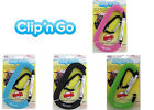 PBnJ Clip n Go Stroller Hook Baby Accessories For  Diaper Bag Purse Pick Color