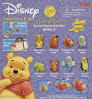 NEW TOMY DISNEY WINNIE THE POOH PEEK-A-POOH SERIES 8 SET OF 8 DANGLERS YOU PICK