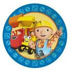 Bob the Builder Childrens Party Plates Cups Napkins Balloons