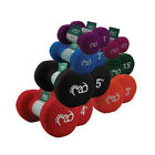 Fitness Mad Dumbbells Pair Neoprene Gym Workout Free Lifting Hand Weights