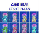 8 CARE BEAR MINI FIGURE LIGHT LAMP FAN PULLS KID ROOM QUICK CONNECT-YOU PICK ONE