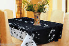 Stain-resistant tablecloth high quality 94.5 X 59 INCH Israel Gift
