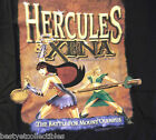 XENA & GABRIELLE ANIMATED TEE SHIRT MT. OLYMPUS